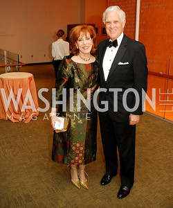 Patricia Sagon, Chuck Miller,October 15,2012,Harman Center for the Arts Gala,Kyle Samperton