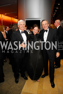 Ray Benton,Andrea Weisswasser,Stephen Weisswasser,October 15,2012,Harman Center for the Arts Gala,Kyle Samperton