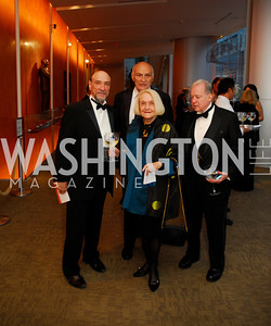 F.Murray Abraham,Michael Khan,Francis Morrisey,Laura Pels,October 15,2012,Harman Center for the Arts Gala,Kyle Samperton