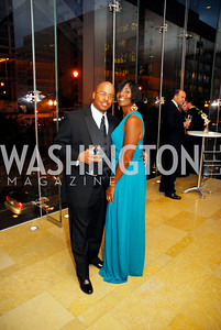 Kevin DeSouza,,Felice DeSouza,October 15,2012,Harman Center for the Arts Gala,Kyle Samperton