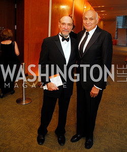 F.Murray Abraham,Michael Khan,October 15,2012,Harman Center for the Arts Gala,Kyle Samperton