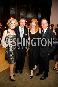 Nancy Anderson,Ethan Sweeny,Molly Meeghan ,Abbe Lowell,October 15,2012,Harman Center for the Arts Gala,Kyle Samperton