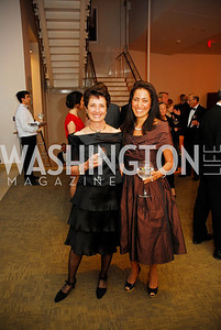 Joan Fabry,Rose Carter,October 15,2012,Harman Center for the Arts Gala,Kyle Samperton