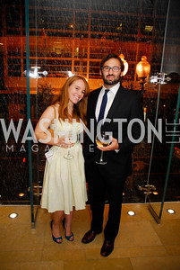 Fiona Zublin,Alex Sheff,October 15,2012,Harman Center for the Arts Gala,Kyle Samperton