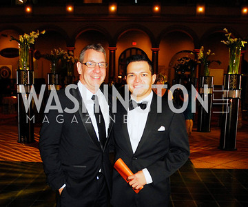 Chris Jennings,Edwin Santillana,October 15,2012,Harman Center for the Arts Gala,Kyle Samperton