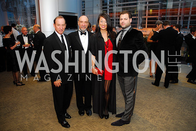 Abbe Lowell,F.Murray Abraham,Pamela Sorensen,Jason Kampf,October 15,2012,Harman Center for the Arts Gala,Kyle Samperton