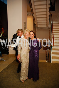 Jane Harman,Melissa Moss,October 15,2012,Harman Center for the Arts Gala,Kyle Samperton