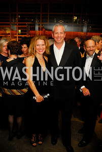 Ashley Allen,Eric Hauser,October 15,2012,Harman Center for the Arts Gala,Kyle Samperton