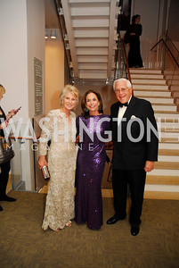 Jane Harman,Melissa Moss,Gordon Zachs,October 15,2012,Harman Center for the Arts Gala,Kyle Samperton