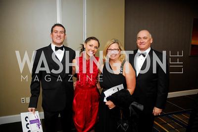 Steve Mahaney,Kerry Hancock,Regina Gibson,Jim Mackin,,November 9,2012,Heroines in Technology Awards Gala,Kyle Samperton