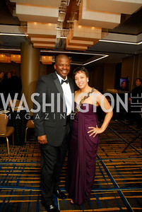 Gabriel Brown,Lisa Tompkins-Brown,November 9,2012,Heroines in Technology Awards Gala,Kyle Samperton