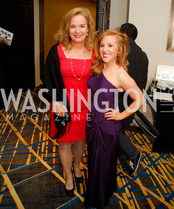 Candace Wittich,Allison Wittich,November 9,2012,Heroines in Technology Awards Gala,Kyle Samperton