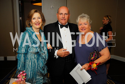 Ardell Fleeson,Bill Hall ,Lynda Mann,November 9,2012,Heroines in Technology Awards Gala,Kyle Samperton