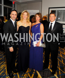 Tasso  Flocus,Sabret Flocus,,Mary Claire Burick,Bob Morgan,November 9,2012,Heroines in Technology Awards Gala,Kyle Samperton