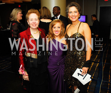 Maribeth Luftglass,Alison Wittich,Leslie Barry,November 9,2012,Heroines in Technology Awards Gala,Kyle Samperton