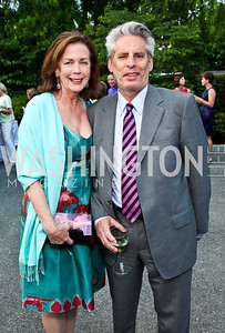 Ginger and Stuart Pape. Prêt-à-Papier Opening Gala. Photo by Tony Powell. June 14, 2012