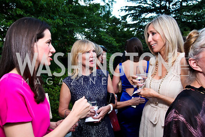 Natalie Jones, Cheryl Masri, Mary Butler. Prêt-à-Papier Opening Gala. Photo by Tony Powell. June 14, 2012