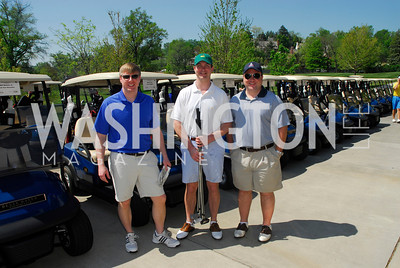 Jason Guggins,Walt Liles,Kevin Edgar,,April 16,2012, Hole in  One for Cornerstone Kids,Kyle Samperton