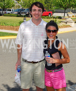 Brian Hennessy,Melissa Hennessy,April 16,2012, Hole in  One for Cornerstone Kids,Kyle Samperton