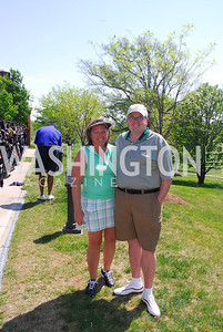 Jeanne Mitchell,Mark Anderson,April 16,2012, Hole in  One for Cornerstone Kids,Kyle Samperton