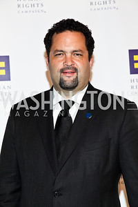 NAACP President and CEO Ben Jealous. Photo by Tony Powell. HRC 16th Annual National Dinner. Convention Center. October 6, 2012