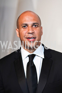 Newark Mayor Cory Booker. Photo by Tony Powell. HRC 16th Annual National Dinner. Convention Center. October 6, 2012