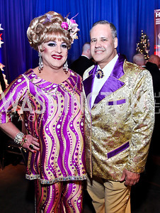BonBon LaRue, Joe Souza. Photo by Tony Powell. HRC 16th Annual National Dinner. Convention Center. October 6, 2012