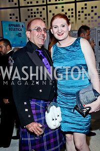 Scott Safier, Emma Persky. Photo by Tony Powell. HRC 16th Annual National Dinner. Convention Center. October 6, 2012