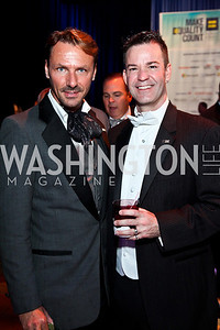 Eric McGraw, Ken Bryant. Photo by Tony Powell. HRC 16th Annual National Dinner. Convention Center. October 6, 2012