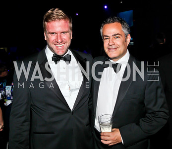 Trent Nichols, Peter Pappas. Photo by Tony Powell. HRC 16th Annual National Dinner. Convention Center. October 6, 2012