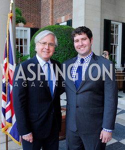 Howard Fineman,Nicholas Fineman,,June  4,2012In Celebration of The Diamond Jubilee of Her Majesty Queen Elizabeth II,British Embassy,Kyle Samperton