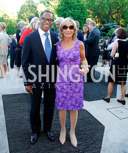 Jonathan Capehart,Andrea Mitchell,,June  4,2012In Celebration of The Diamond Jubilee of Her Majesty Queen Elizabeth II,British Embassy,Kyle Samperton