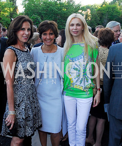 Beth Dozoretz,CapricIa Marshall,JRima AL-Sabah June  4,2012In Celebration of The Diamond Jubilee of Her Majesty Queen Elizabeth II,British Embassy,Kyle Samperton