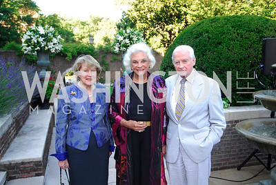 Sylvia Symington,Sandra Day O'Connor,James Symington,June  4,2012In Celebration of The Diamond Jubilee of Her Majesty Queen Elizabeth II,British Embassy,Kyle Samperton