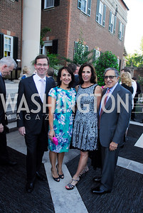 Robert Allbritton,Elena Allbritton,Beth Dozoretz,Ron Dozoretz,,June  4,2012In Celebration of The Diamond Jubilee of Her Majesty Queen Elizabeth II,British Embassy,Kyle Samperton