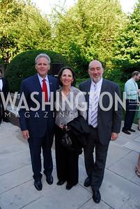 Amb.Michael Oren,Sally Oren,Amb.Ron Posner,June  4,2012In Celebration of The Diamond Jubilee of Her Majesty Queen Elizabeth II,British Embassy,Kyle Samperton