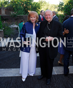 Buffy Cafritz,Cardinal Theodore McCarrick,,June  4,2012In Celebration of The Diamond Jubilee of Her Majesty Queen Elizabeth II,British Embassy,Kyle Samperton