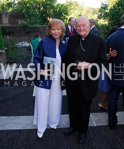 Buffy Cafritz,Cardinal Theodore McCarrick,,June  4,2012In Celebration of The Diamond Jubilee of Her Majesty Queen Elizabeth II,British Embassy,Kyle Samperton