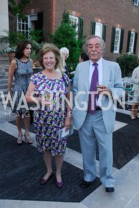 Betsey Apple,Jurek Martin,June  4,2012In Celebration of The Diamond Jubilee of Her Majesty Queen Elizabeth II,British Embassy,Kyle Samperton