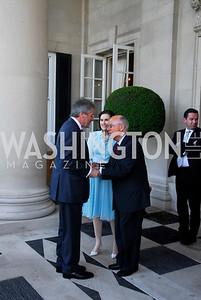 Sir Peter Westmacott, Alexandra de Borchgrave,Arnaud de Borchgrave,June  4,2012In Celebration of The Diamond Jubilee of Her Majesty Queen Elizabeth II,British Embassy,Kyle Samperton
