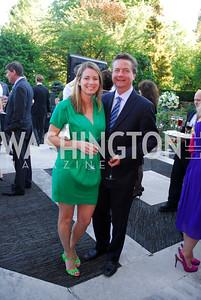 Amy Maniatis,Martin Gammon,June  4,2012In Celebration of The Diamond Jubilee of Her Majesty Queen Elizabeth II,British Embassy,Kyle Samperton