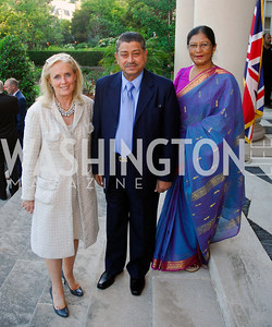 Debbie Dingell,,Amb.Akrami Qader,Rifat Akrim,,June  4,2012In Celebration of The Diamond Jubilee of Her Majesty Queen Elizabeth II,British Embassy,Kyle Samperton