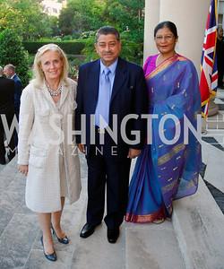 Debbie Dingell,,Amb.Akrami Qader,Rifat Akrim,,June  4,2012In Celebration of The Diamond Jubilee of Her Majesty Queen Elizabeth II,British Embassy,Kyle Samperton