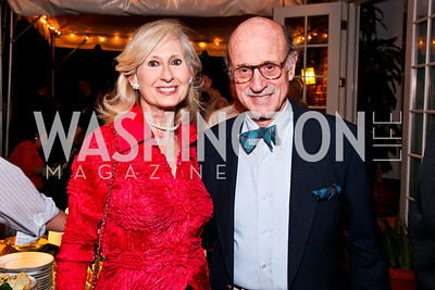"Willee and Finlay Lewis. Ira Shapiro's ""The Last Great Senate"" book party. Photo by Tony Powell. April 16, 2012"