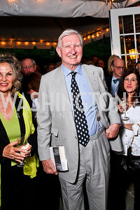 "Former Maryland Rep. Joseph Tydings. Ira Shapiro's ""The Last Great Senate"" book party. Photo by Tony Powell. April 16, 2012"