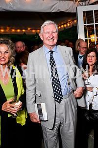 "Former Maryland Rep. Joseph Tydings. Ira Shapiro's ""The Last Great Senate"" book party. Photo by Tony Powell. April 16, 2012"