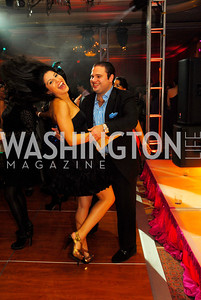 Natalie Grigorian,Wright Sigmund,,January 21,2012,Jete Society Mad Hatter Dance Party,Kyle Samperton