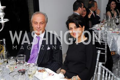 Massimo Flugelman,Shamin Jawad,January 14,2012,JoAnn Mason's Birthday