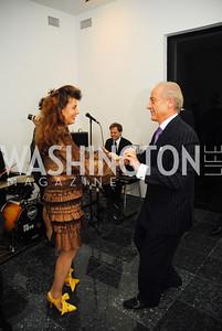 Sedi Flugelman,Massimo Flugelman,January 14,2012,JoAnn Mason's Birthday