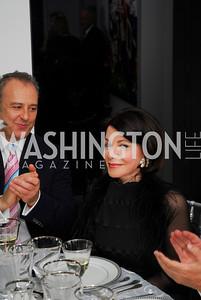 Ambassador Arturo Sarukhan,JoAnn Mason,January 14,2012,JoAnn Mason's Birthday